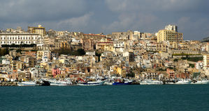 Sciacca terme Royalty Free Stock Photo