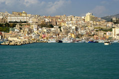Sciacca terme Royalty Free Stock Image