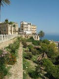 Sciacca. View of the sicialian town of Sciacca (Italy Royalty Free Stock Photography