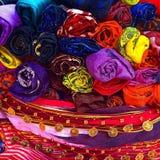 sciarpa Fotografia Stock Libera da Diritti