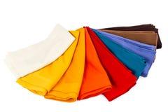 Sciarpa del cashmere da lana Fotografia Stock
