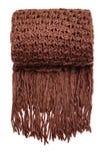 Sciarpa della lana Fotografie Stock