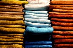 Sciarpe Fotografie Stock Libere da Diritti