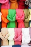 Sciarpe Fotografia Stock