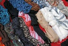 sciarpe Immagine Stock Libera da Diritti