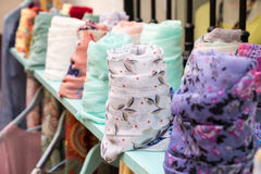 sciarpe Fotografie Stock