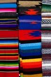 Sciarpe messicane Fotografia Stock Libera da Diritti