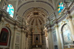 Scicli, Σικελία, Ιταλία Στοκ εικόνα με δικαίωμα ελεύθερης χρήσης