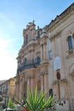 Scicli, Сицилия, Италия Стоковое Изображение