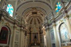 Scicli, Sicile, Italie Image libre de droits