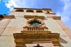 Scicli Sicilia Italia imagen de archivo