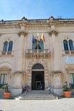 Scicli, Sicilia, Italia Fotografía de archivo libre de regalías