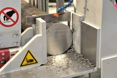 Scie à métaux Photo stock