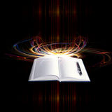 Science. Scientific innovative  research.Education background Royalty Free Stock Photo