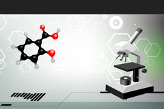 Science background Stock Images
