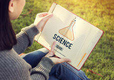 Science Biology Chemistry Education Physics Study Concept Royalty Free Stock Image
