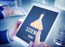 Science Biology Chemistry Education Physics Study Concept Stock Images
