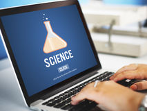 Science Biology Chemistry Education Physics Study Concept Stock Photography