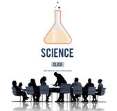 Science Biology Chemistry Education Physics Study Concept Royalty Free Stock Images