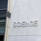 Science building Stock Photography