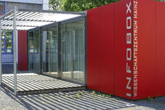 Science Center Mainz Stock Photos