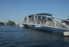 Nemo museum - input bridge Stock Photos