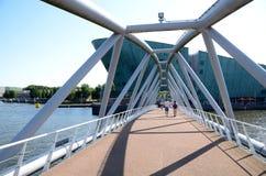 Nemo museum - input bridge Royalty Free Stock Photography