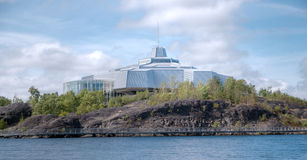 Science center North in Sudbury Ontario Canada. View on science center North in Sudbury Ontario Canada Stock Images