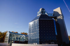 The Science Centre and Planetarium. In Tromco, Norway stock photo