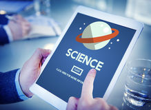Science Chemistry Physics Biology Research Study Concept Royalty Free Stock Images