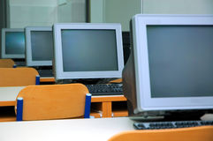 Science classroom Royalty Free Stock Photo