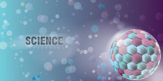 Science concept background Stock Photo