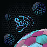Science concept background Stock Photography