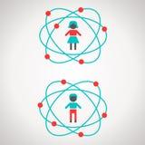 Science concept or idea. Stock Photo