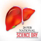 Science Day. Royalty Free Stock Images