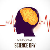 Science Day. Stock Photo