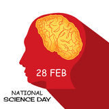 Science Day. Royalty Free Stock Photography