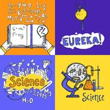 Science Design Concept Royalty Free Stock Image