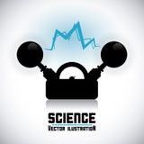 Science design Stock Photo
