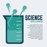Science design Royalty Free Stock Photography