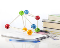 Science and education concept Royalty Free Stock Photography