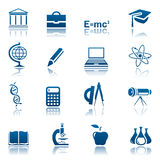 Science & education icon set