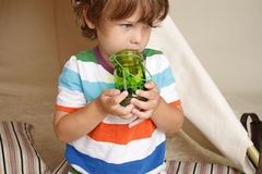 Science Education through Indoor Play royalty free stock photo
