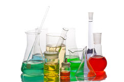 Science equipment. Royalty Free Stock Image