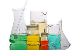 Science equipment. Royalty Free Stock Photography