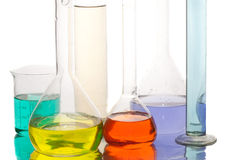 Science equipment. Royalty Free Stock Photo