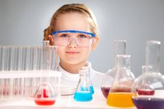 Science fan Stock Images