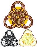 Science Fiction emblem Royalty Free Stock Photo