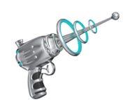 Science fictionkanon vector illustratie
