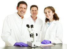 Science Group - Happy Stock Photo